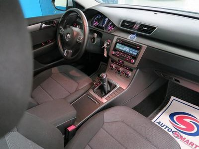 begagnad VW Passat 1.4 TSI Multifuel Variant 160 HK