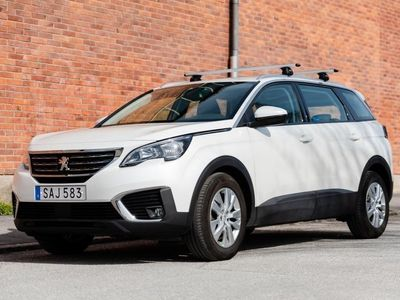 begagnad Peugeot 5008 1.2