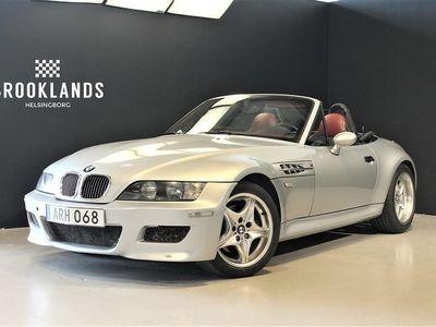 begagnad BMW Z3 M Roadster 321hk