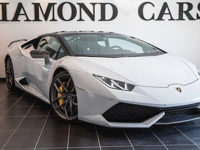 begagnad Lamborghini Huracán Huracán5.2 *VOS PERFOR
