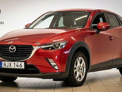 begagnad Mazda CX-3 2.0 Skyactive Automat GPS Vison 2WD