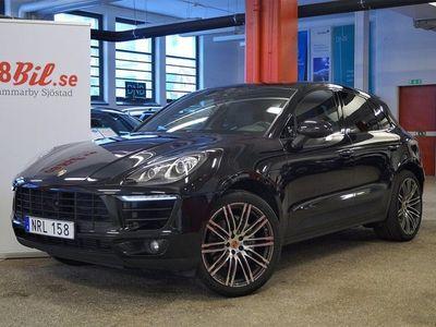 begagnad Porsche Macan S Diesel Sport Chrono | Pano | D-Värm | Eu6