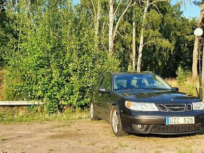begagnad Saab 9-5 AERO SPORTCOMBI