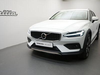 begagnad Volvo V60 CC T5 AWD Advanced Edt, Navigation, On Call, Miljöklass Euro6d-TEMP