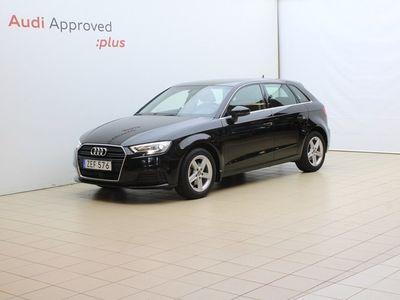 begagnad Audi A3 Sportback 1.5 TFSI 150 hk