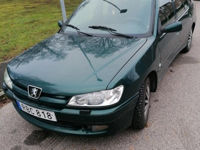 begagnad Peugeot 306 XR 1,6 KBI M