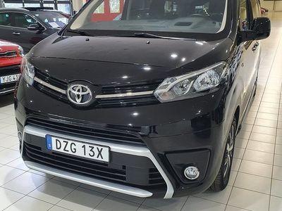 begagnad Toyota Proace 2019, Transportbil 318 800 kr