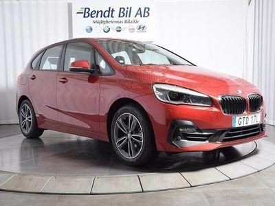 begagnad BMW 218 Active Tourer i Sport line Euro 6 140hk