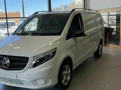 begagnad Mercedes Vito - Benz119 CDI SKÅP LÅNG EDITION 1 / / 4x4 / /