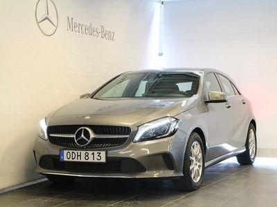 begagnad Mercedes A200 d - Apple Carplay, B-Kame