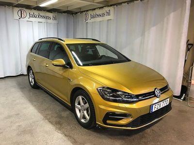 begagnad VW Golf Sportscombi 1.4 TSI DSG Sekventiell Premium, Sport, R-line Euro