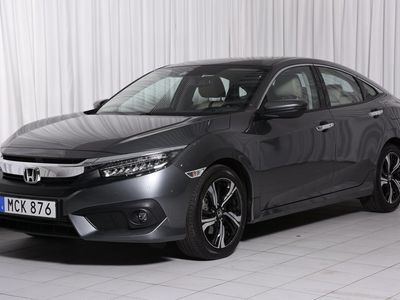 begagnad Honda Civic Sedan Executiv 1,5 i-VTEC 182hk
