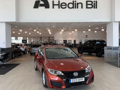 second-hand Honda Civic Tourer 1.8 V-TEC