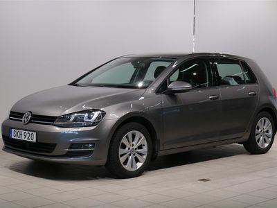 begagnad VW Golf 5d 1.4 TSI DSG Drag Backkamera