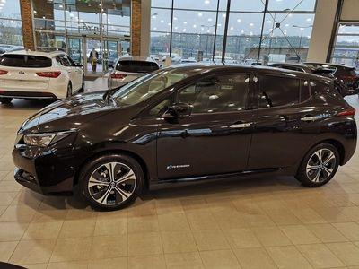 begagnad Nissan Leaf TEKNA 40 KWH LEATHER PROPILOT PARK