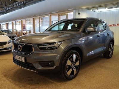 brugt Volvo XC40 D4 AWD R-Design Intro Edition