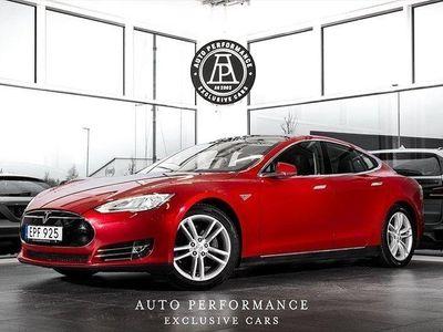 begagnad Tesla Model S 85 / Fri supercharge / Från 380