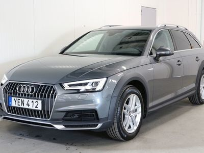 used Audi A4 Allroad 3.0 TDI 218HK S-Tr