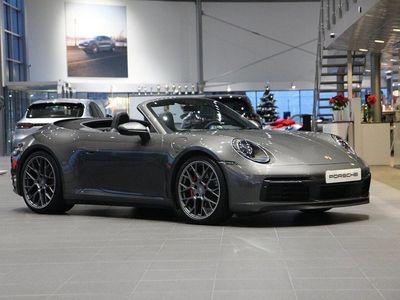 begagnad Porsche 911 Carrera S Cabriolet 992