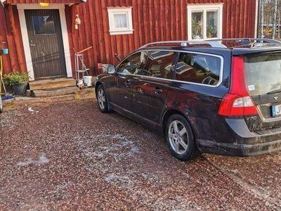 begagnad Volvo V70 2.5T Flexifuel Summum