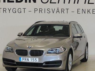 begagnad BMW 520 d Aut Touring Drag Motorv PDC