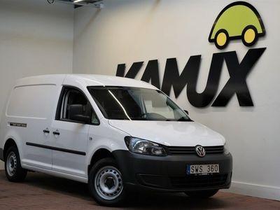begagnad VW Caddy Maxi 1.6 TDI D-värme S&V-Hjul (102hk)