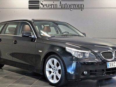 begagnad BMW 530 xi (258hk) Touring Aut/Lågmil/ 2äg