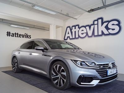 begagnad VW Arteon TDI 190 4M Drag Navi Värmare