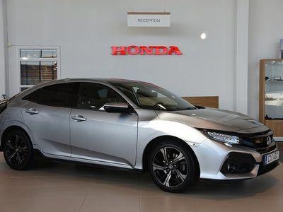 begagnad Honda Civic 1,5T Sport Plus 182hk