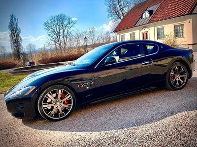 begagnad Maserati Granturismo S 4,7