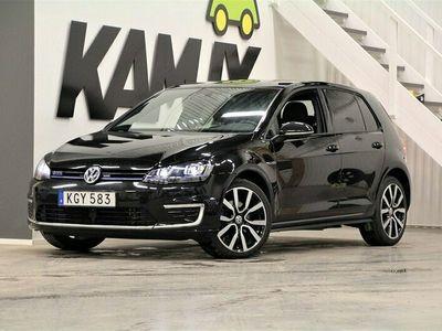 begagnad VW Golf GTE Hybrid | Plus | Carplay