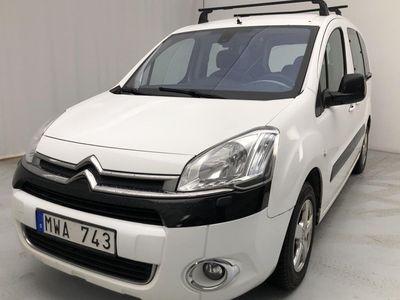 begagnad Citroën Berlingo Family III 1.6 HDI 2012, Transportbil 52 000 kr