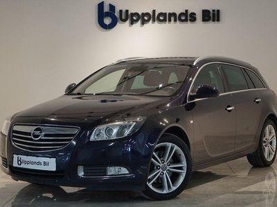 begagnad Opel Insignia 2,0 CDTI 4X4 BiTurbo SPORT TOUR