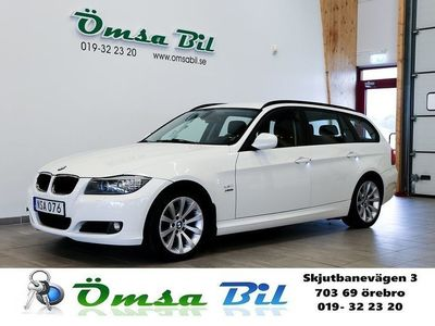 begagnad BMW 320 d xDrive Touring Automat 184hk