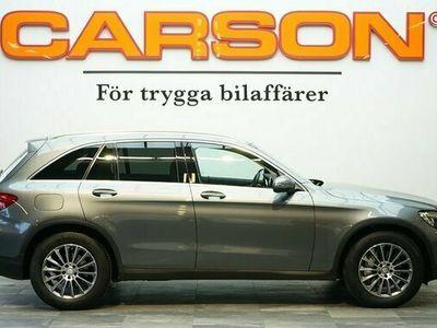 begagnad Mercedes E250 GLC Benz d 4M Luxury Package LED 18 tum 2016, SUV Pris 319 000 kr