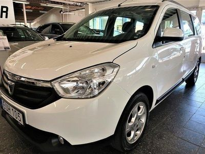 begagnad Dacia Lodgy 1.2 / TCe / 7-sits