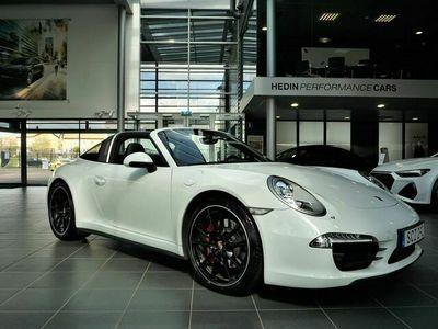 begagnad Porsche 911 Targa 4S 991.1