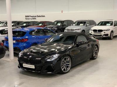 begagnad BMW Z4 M40i / 340hk / Innovation / Individual / H&K / Adaptiv