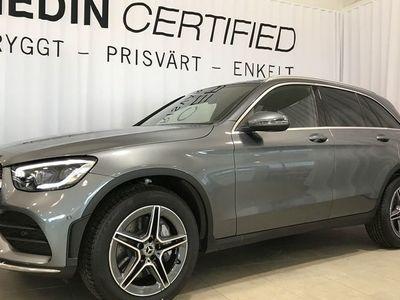 begagnad Mercedes 200 GLCd 4MATIC SUV / AMG / Premiumpaket