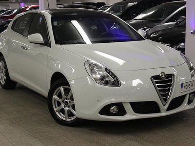 begagnad Alfa Romeo Giulietta 1,4 MultiAir 170hk Aut -