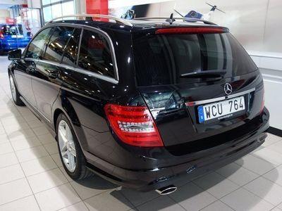 begagnad Mercedes C220 CDI Kombi AMG Automat