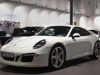 begagnad Porsche 911 Carrera 4S 991