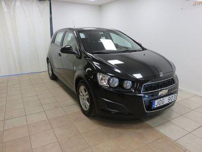 begagnad Chevrolet Aveo 2011, Halvkombi 49 900 kr