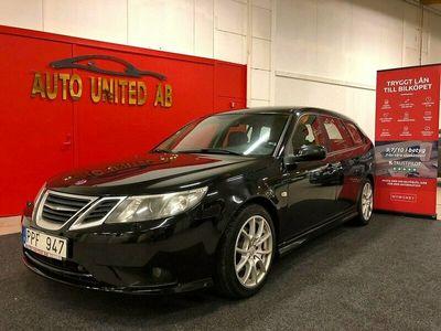 begagnad Saab 9-3 Sport 2.0t, Automat Vector, Ny bes, 0% ränta