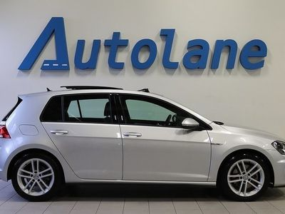 second-hand VW Golf GTD,Panorama,Dynaudio,Backkamera,DSG,