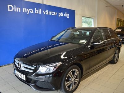 begagnad Mercedes C220 BlueTEC Kombi7G-Tronic Plus(170hk)