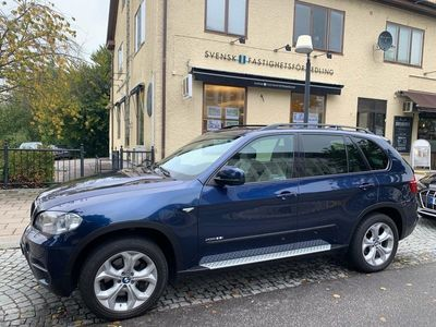 begagnad BMW X5 xDrive35i Steptronic, Sport, 306hk