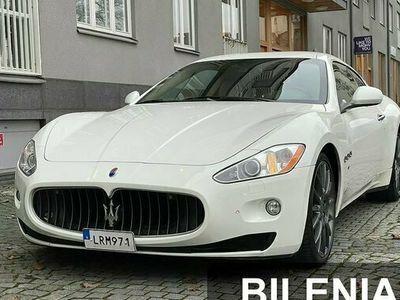 begagnad Maserati Granturismo S Automat | 1 Ägare | Svensksåld 2011, Sedan Pris 529 000 kr