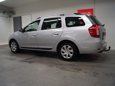 begagnad Dacia Logan MCW KOMBI 4000 MIL 69500 KR