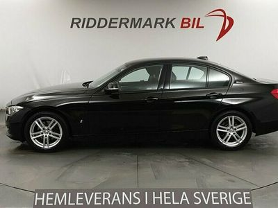 begagnad BMW 330e Sedan, F30 (252hk) Sport line